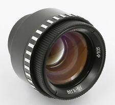 Exc! Vega-5U 105mm F4 lens USSR Enlarger M42 4/105 AOMZ