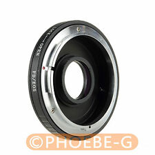 CANON FD Lens to EOS EF Body Mount Adapter 450D 50D 5D