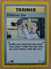 Lightning Neo Genesis Pokémon Individual Cards in English