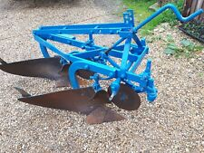 Ransomes  robin plough epic idcp7  boards  complete with disc and skim.s used