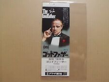 Unused THE GODFATHER Discount ticket MOVIE JAPAN Ultra Rare