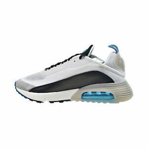 Nike Air Max 2090 Men's Running Shoes White-Black-Pure Platinum Sz 12 CV8835 100