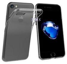 Clear Soft Transparent TPU Gel Case Cover For Apple iPhone X 6 6S 7 8 8 Plus