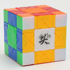 Dayan 2016 6 axis 8 rank Cube bagua Magic Cube Twist Puzzle DY Stickerless