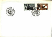 Ersttagsbrief Cover Brief Schweden Sverige Briefmarken 1979 Stempel Stockholm