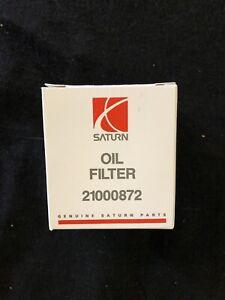 NEW OEM 1991-2002 Saturn SC SC1 SC2 SL SL1 SL2 SW1 SW2 Oil Filter