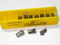 10 pcs KENNAMETAL A2060R06CR04 KC5025 Carbide Inserts Germany