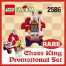 RARE Promotional LEGO Castle King & Throne [2586]