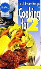 Pillsbury Classic Cookbooks Cooking for 2 #186 Aug 1996