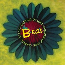 Summer of Love [Single] by The B-52s (Vinyl, Jul-2017, Rhino (Label))
