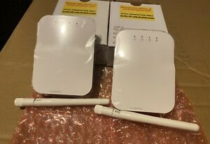 2 NEW Open Mesh OM2P V2 Wireless Access Point POE with Antenna * No Power Supply
