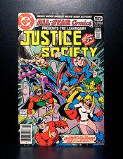 COMICS: DC: All Star Comics #74 (1978), final issue - RARE (superman/justice)
