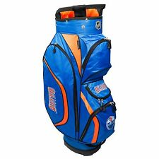 BRAND NEW Team Golf NHL Edmonton Oilers Clubhouse Cart Bag 14062