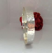 412.KLS Katja Lührs Armreif,Armband 925 Silber 6,5 cm Durchmessser 11 mm breit