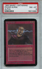 MTG Alpha Power Surge PSA 8.0 (8) NM-MT MTG Card 0980