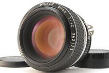 *VERY GOOD* NIKON Ai-s Nikkor 50mm F/1.2 Ais MF Standard Prime Lens From JAPAN