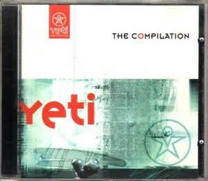 Compilation - Yeti The Compilation - CD - 1996 - Trance Yeti Records