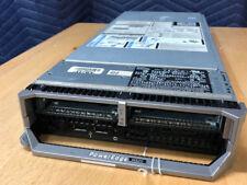 Dell M520 blade server, 2x xeon E5-2450 processor, 10g 55GHP, 192gb ram