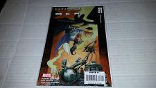 Ultimate X-Men # 81 (2007, Marvel) 1st Print