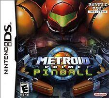 Metroid Prime: Pinball USED SEALED (Nintendo DS, 2005)