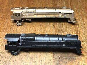 TWO Hornby EVENING STAR LOCO BODIES 2-10-0 No 92220 -1 Gold 1 Black Excellent