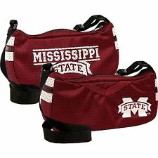 "NCAA Mississippi State Bulldogs MSU ""Jersey"" Style Purse Bag"