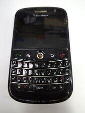 POUR PIECE/SOLD AS IT Blackberry 9000 Noir sans batterie ni alimentation