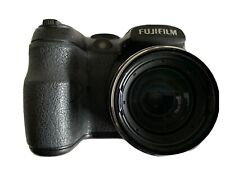 Fujifilm FinePix S Series S1500fd 10.0MP Digital Camera - Black