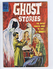 Ghost Stories #4 Dell 1963
