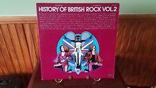 Various:  History Of British Rock Vol. 2 (Sire SASH-3705-2)