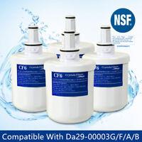 4 x Compatible SAMSUNG DA29-00003G Fridge Water Filter Replacement Cartridge