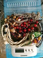 Junk drawer lot necklaces 700g