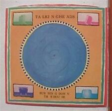 2 Talking Heads 45s David Byrne 45 The Record