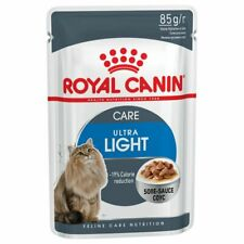 ROYAL CANIN ULTRA LIGHT Alimento Húmedo Gatos (Cuidado Sobrepeso) - 85g