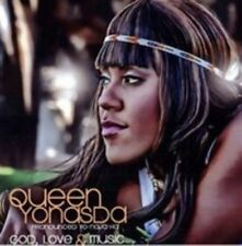 Queen YoNasDa - God Love & Music - CD