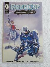 1993 Dark Horse Robocop: Mortal Coils #2 Nm