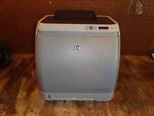 HP Color LaserJet 2600n Printer *REFURBISHED* warranty & toner