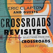 ERIC CLAPTON CROSSROADS REVISITED 3 CD SET - NEW RELEASE JULY 2016