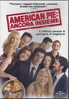 Dvd video **AMERICAN PIE ♥ ANCORA INSIEME** nuovo sigillato 2012