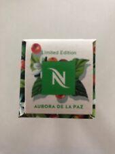 NESPRESSO Aurora de la Paz Limited Edition 2018