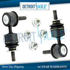 New Pair Rear Stabilizer / Sway Bar End Links for Mazda 3 5 and Volvo C30
