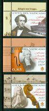 2009 Vatican City Sc# 1427-9: Handel, Hayden & Mendelssohn MNH