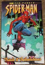 Marvel Spider-Man Trials & Tribulations Tpb High Grade Modern Age Comic