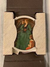 """Edwin M. Knowles - """"Grandma'S Courting Dress"""" - Norman Rockwell Collector Plate"""