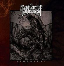 Pestilential Shadows - Ephemeral CD 2014 black metal Australia