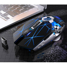 Gaming Mouse Rechargeable Wireless Silent Mouse