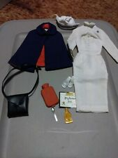 Vintage Barbie Clothes. Registered nurse