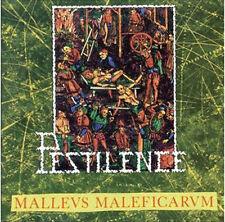 Pestilence-Marteau sorcières CD (displeased, 1998) * Death métal Classic