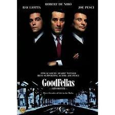 GOODFELLAS DVD (1990) Robert De Niro Paul Sorvino Joe Pesci NEW