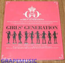 GIRLS' GENERATION SNSD 1ST Album K-POP CD SEALED
